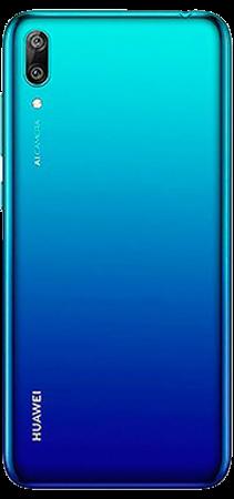 Huawei Y7 2019 Twilight Trasera