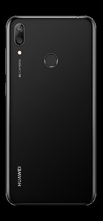 Huawei Y7 2019 32 GB Negro Trasera