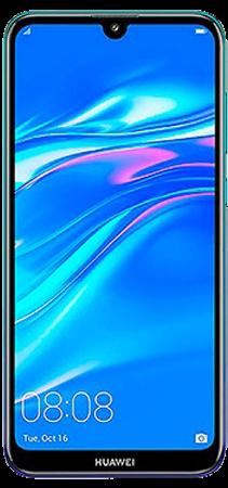 Huawei Y7 2019 Twilight Frontal