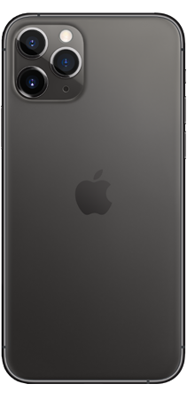 Apple iPhone 11 Pro  64GB Gris trasera