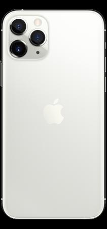 Apple iPhone 11 Pro Max 64GB Plata trasera