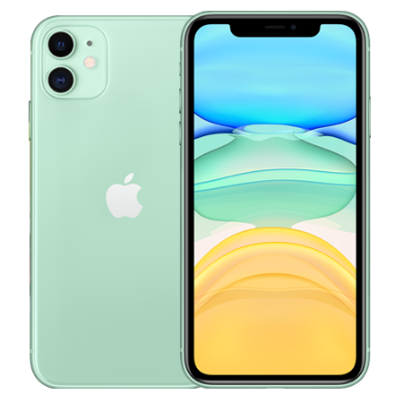 Apple iPhone 11 64GB Verde doble