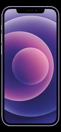 Apple iPhone 12 64 GB Morado Frontal