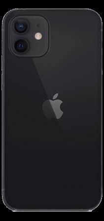 Apple iPhone 12 Mini 64 GB Negro Trasera