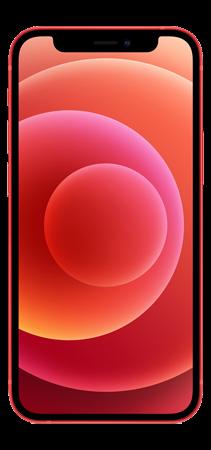 Apple iPhone 12 Mini 64 GB Rojo Frontal