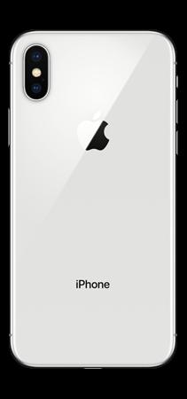 Apple iPhone X 64GB Plata Trasera