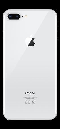 Apple iPhone 8 Plus 64 GB Plata Trasera