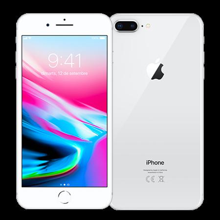 Apple iPhone 8 Plus 64 GB Plata Doble