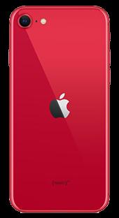 Apple iPhone SE 128 GB Rojo Trasera