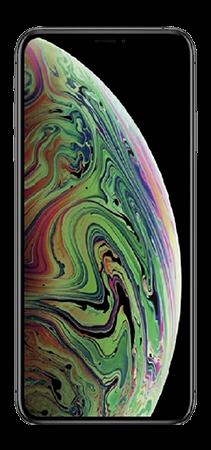 Apple iPhone XS 64 GB Gris Espacial Frontal