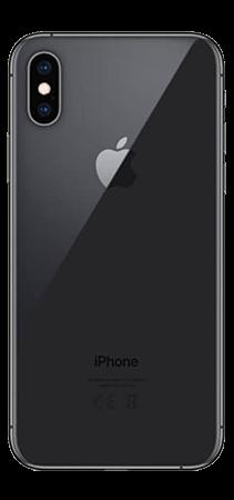 Apple iPhone XS 64 GB Gris Espacial Trasera