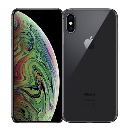 Apple iPhone XS 64 GB Gris Espacial Doble