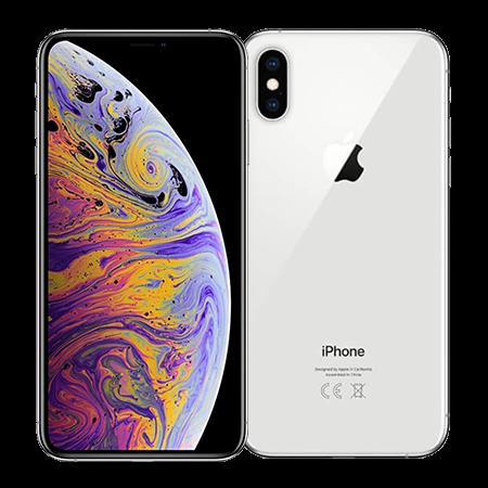Apple iPhone XS 64 GB Plata Doble