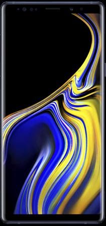 Samsung Galaxy Note 9 128 GB Azul Frontal