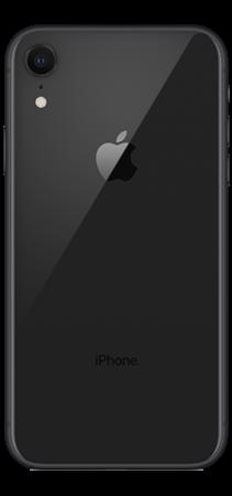 Apple iPhone XR 128 GB Negro Trasera