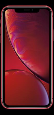 Apple iPhone XR  64 GB Rojo Frontal