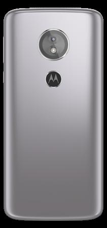 Motorola E5 16 GB Gris Trasera