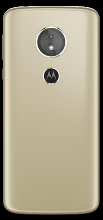 Motorola E5 16 GB Dorado Trasera