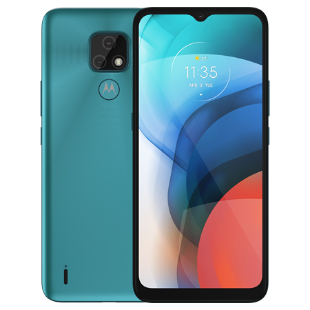 Motorola E7 32 GB Azul Doble