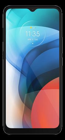 Motorola E7 32 GB Gris Mineral Frontal