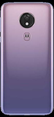 Motorola Moto G7 Power 64 GB Violeta Trasera