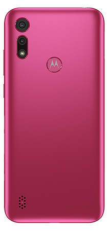 Moto E6i 32 GB Rosa Trasera