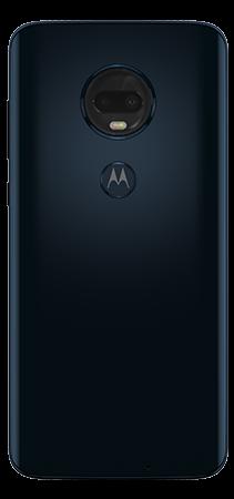 Motorola Moto G7 Plus 64 GB Azul Indigo - Trasera