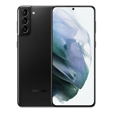 Samsung Galaxy S21 Plus 128 GB Negro Doble