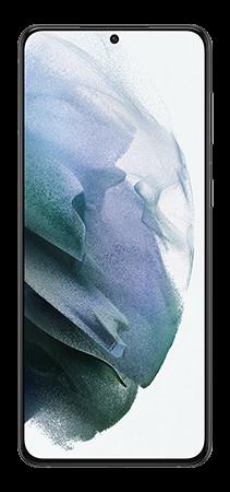 Samsung Galaxy S21 Plus 128 GB Negro Frontal
