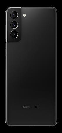 Samsung Galaxy S21 Plus 128 GB Negro Trasera