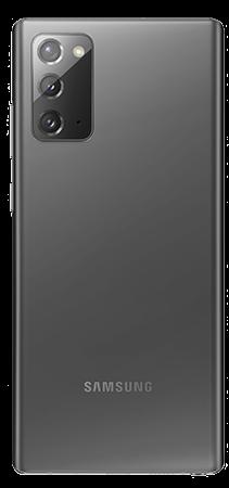Samsung Note 20 256 GB Gris Trasera