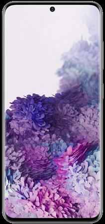 Samsung Galaxy S20 128GB Gris frontal