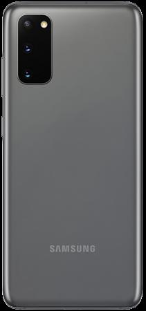 Samsung Galaxy S20 128GB Gris trasera