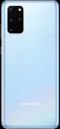 Samsung Galaxy S20 128GB Plus Azul trasera