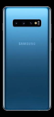 Samsung Galaxy S10+ 128 GB Azul Trasera