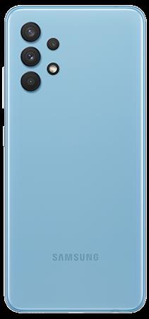 Samsung Galaxy A32 128 GB Azul Trasera