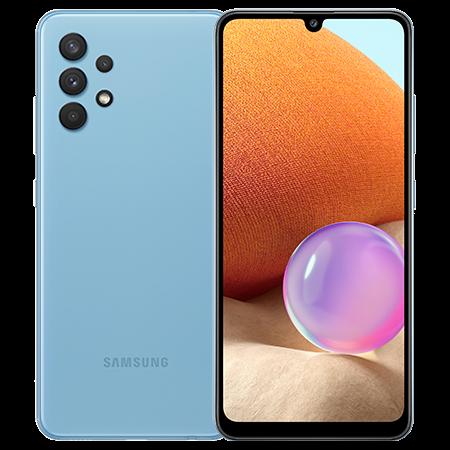 Samsung Galaxy A32 128 GB Azul Doble