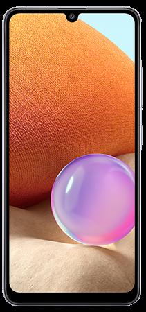Samsung Galaxy A32 128 GB Violeta Frontal