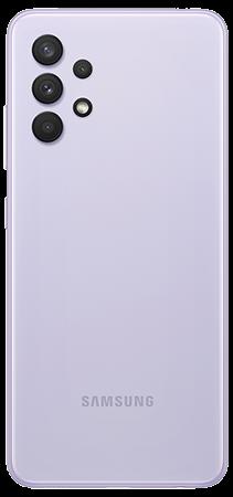 Samsung Galaxy A32 128 GB Violeta Trasera