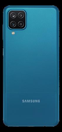 Samsung Galaxy A12 64 GB Azul Trasera