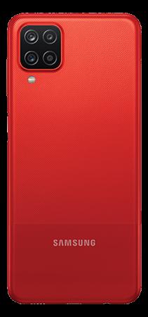 Samsung Galaxy A12 64 GB Rojo Trasera