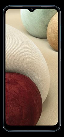 Samsung Galaxy A12 64 GB Rojo Frontal