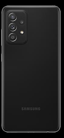 Samsung Galaxy A52 128 GB Negro Trasera