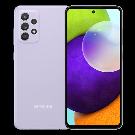 Samsung Galaxy A52 128 GB Violeta Doble