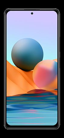 Xiaomi Redmi Note 10 Pro 128 GB Gris Frontal