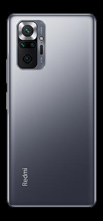 Xiaomi Redmi Note 10 Pro 128 GB Gris Trasera