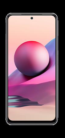 Xiaomi Note 10s 128 GB Blanco Frontal