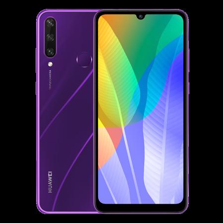Huawei Y6 P 64 GB Morado Doble