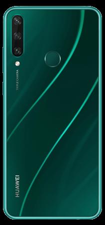 Huawei Y6 P 64 GB Verde Trasera