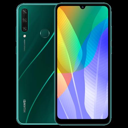 Huawei Y6 P 64 GB Verde Doble